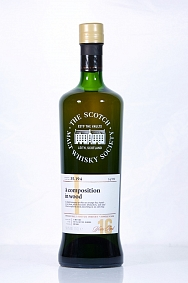 Glen Moray 2001 16 Year Old SMWS 35.194 - A Composition In Wood