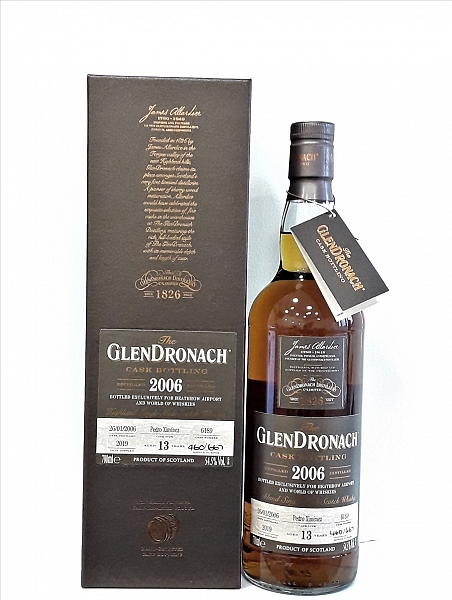 Glendronach 13 Year Old - Heathrow Exclusive