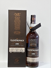 Glendronach 25 Year Old - Exclusively  For World Of Whiskies