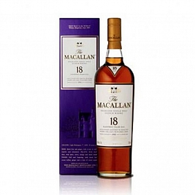 Macallan 18 Year Old - 1995