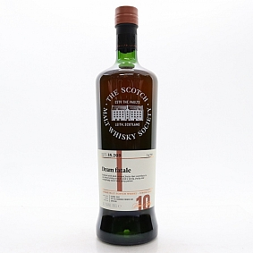 SMWS 35.209 - Glen Moray 10 Year Old