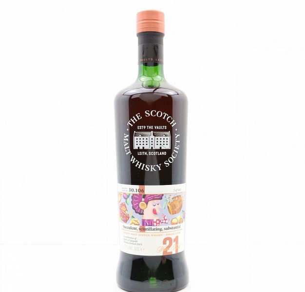 SMWS 30.106 - Glenrothes 21 Year Old / Spirit of Speyside 2019