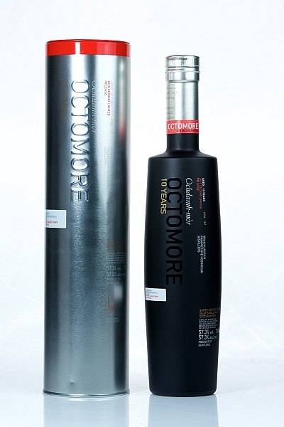 Octomore 10 Years (2nd edition)