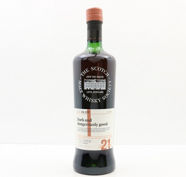 SMWS 26.119 - Clynelish 21 Year Old