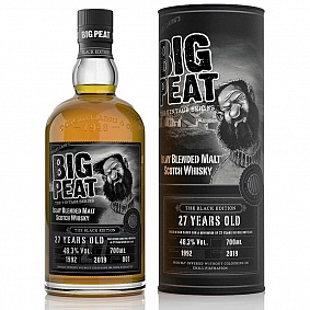 Big Peat 27 Year Old  - The Black Edition