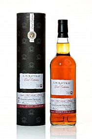 Craigellachie 2007 7 Year Old A.D. Rattray