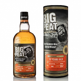 Big Peat 33 Year Old - Cognac And Sherry