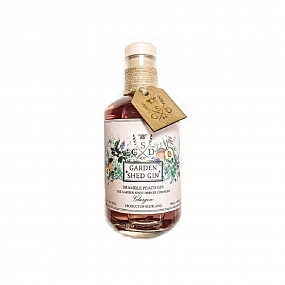Garden Shed Gin -  Bramble And Peach