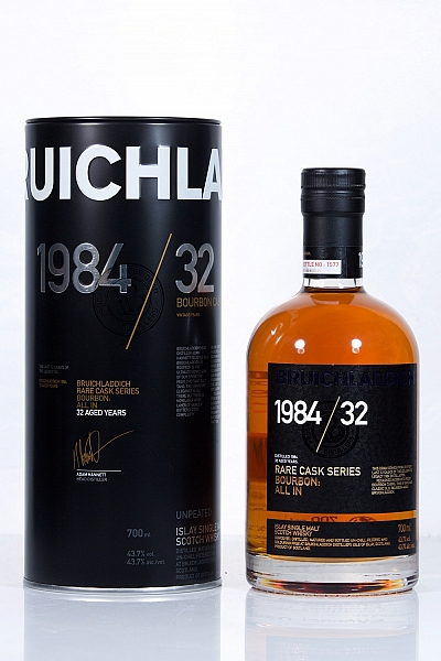 Bruichladdich 1984 32 Year Old