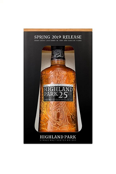Highland Park 25 Year Old - Spring  2019 Release