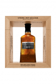 Highland Park 40 Year Old - Spring 2019 Release