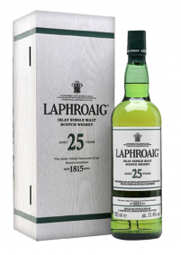Laphroaig 25 Year Old Cask Strength - 2019 Release