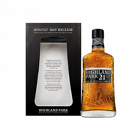 Highland Park 21 Year Old - 2019 Release