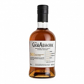 GlenAllachie 1990 27 Year Old - 50th Anniversary