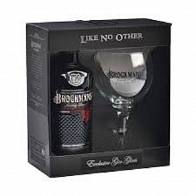 Brockmans Gin Gift Set