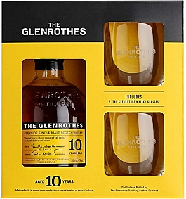 Glenrothes 10 Year Old - Gift Pack