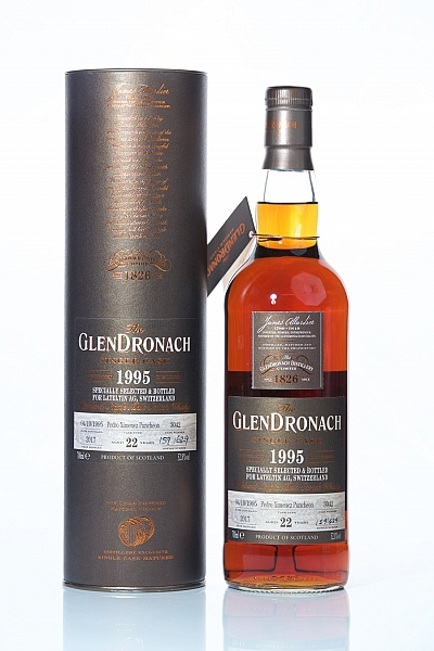 Glendronach 1995 22 Year Old Cask 3042