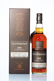 Glendronach 2003 12 Year Old Cask 934