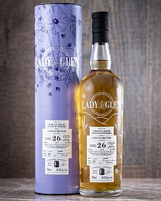 North British 26 Year Old 1991 Cask 200308 - Lady of the Glen