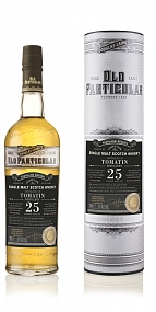 Tomatin 1995 25 Year Old - Old Particular