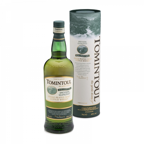 Tomintoul 15 Year Old - Peaty Tang