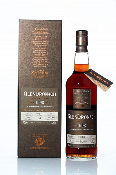 Glendronach 1993 24 Year Old Cask 55