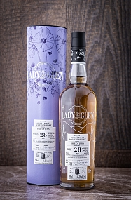 Jura 28 Year Old 1992 (Cask#1857) - Lady Of The Glen