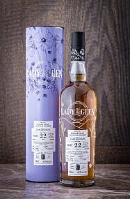 Caperdonich 22 Year Old 1997 (Cask#19130) - Lady Of The Glen