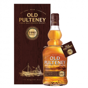 Old Pulteney 1990 26 Year Old