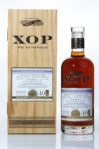 Jura 1976 40 Year Old XOP Cask 11795