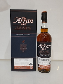 Arran 23 Year Old - Distillery & Online Exclusive 2020