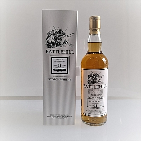 Glen Moray 11 Year Old 2008 - Battlehill