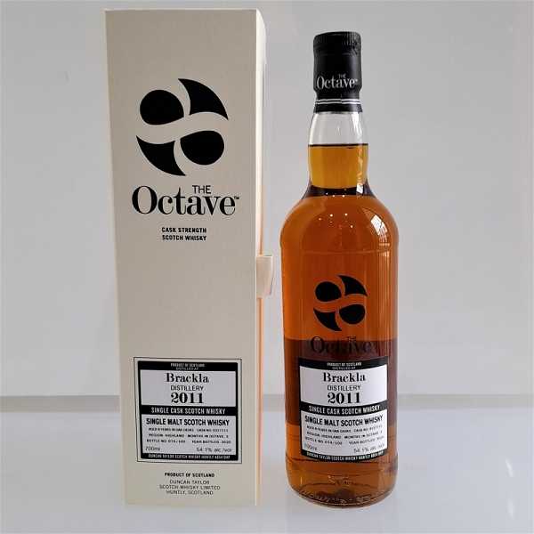 Brackla 8 Year Old 2011 (9327313) - The Octave