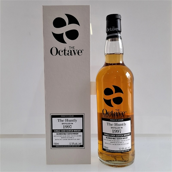 The Huntly 19 Year Old 1997 (2213936) - The Octave