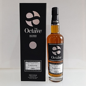 Laphroaig 15 Year Old 2004 - The Octave