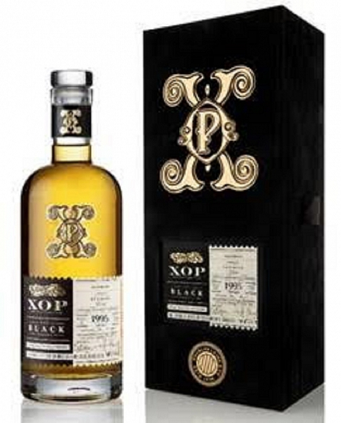Bowmore 25 Year Old 1995 - XOP Black