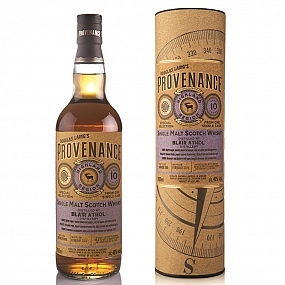 Blair Athol 10 Year Old 2009 - Provenance