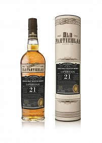 Laphroaig 1998 21 Year Old - Old Particular