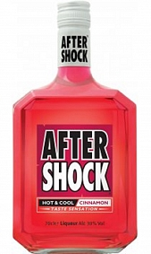 Aftershock Red