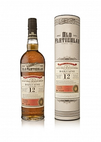 Dailuaine 12 Year Old 2008 - Old Particular