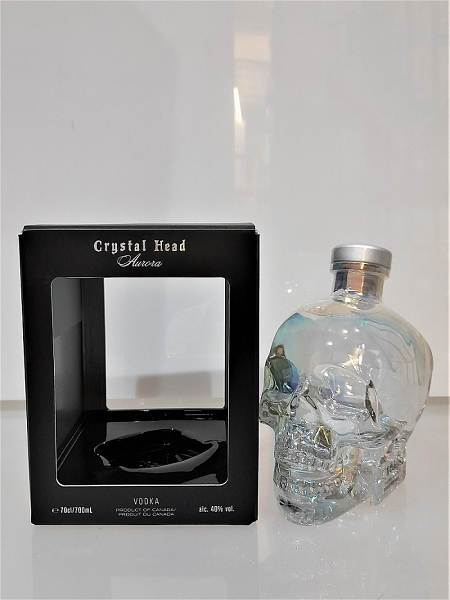 Crystal Head Vodka - Aurora