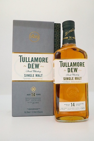 Tullamore D.E.W. 14 Year Old