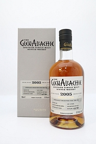 Glenallachie 2005 Single Cask - Cask  #5182