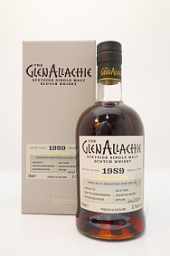 Glenallachie 1989 Single Cask - Cask#6118