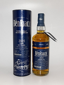 BenRiach 14 Year Old 2005 - Cask 7553