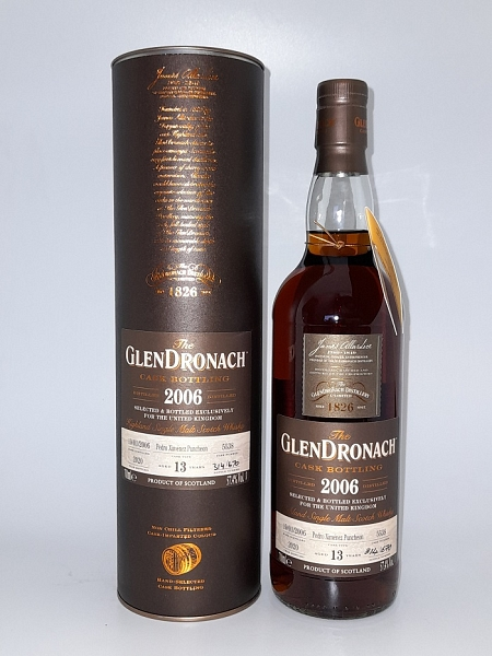 Glendronach 13 Year Old - Cask 5538