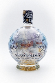 Snow Globe Gin - Orange & Gingerbread - Without Gift Box