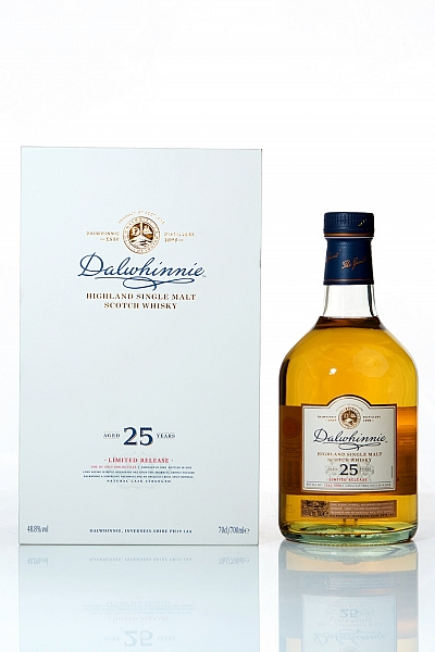 Dalwhinnie 25 Year Old 48.8%