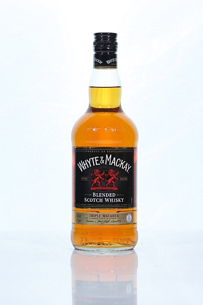 Whyte & Mackay Triple Matured