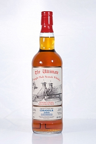 Edradour 8 Year Old 2008 The Ultimate Selection Cask 118